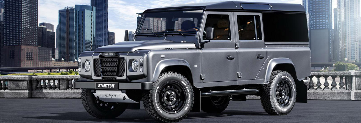 Startech Land Rover Defender SIXTY8 Side View