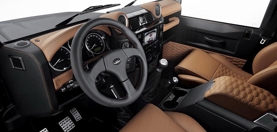 Startech Land Rover Defender SIXTY8 Interior