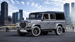 Startech Releases a Commemorative Defender SIXTY8 in Only 68 Examples
