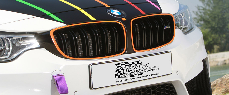 TVW Car Design BMW M4 DTM Champion Edition Grille