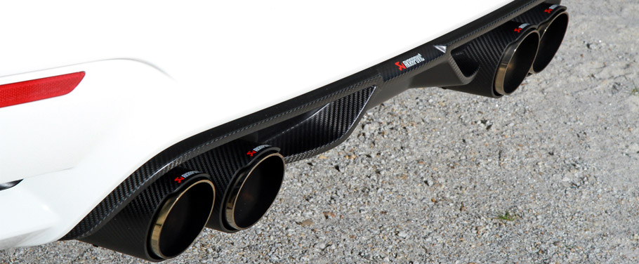 TVW Car Design BMW M4 DTM Champion Edition Arkapovich Exhaust
