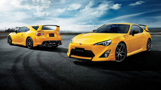 Toyota 86 GT Yellow Limited Only For Those Living in Japan