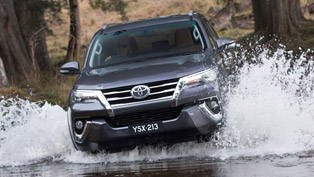 Toyota Fortuner is the New SUV in Company's Line-up