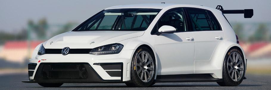 2015 Volkswagen Golf Concept