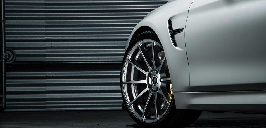 Vorsteiner BMW M4 EVO Aero Wheels