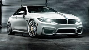 Vorsteiner BMW M4 Gets EVO Aero Kit