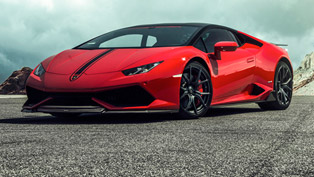Lamborghini Huracan Verona Receives Some Neat Tweaks