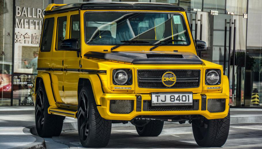 DMC Mercedes-Benz G-Class G88 Limited Edition