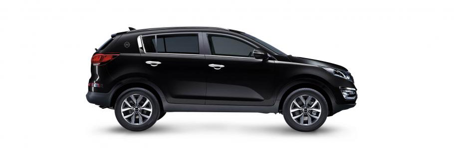 Kia Sportage Axis Limited Edition Exterior
