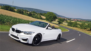 mbDESIGN BMW M4 Convertible is Perfect For Hot Summer Days