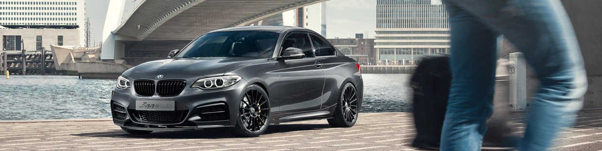 2016 BMW M235i Track Edition Front View