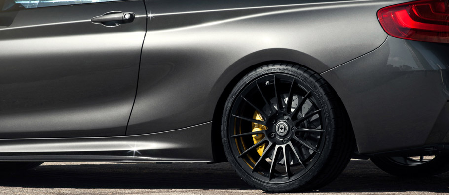 2016 BMW M235i Track Edition Wheels