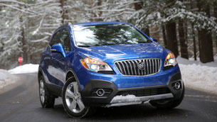 2016 Buick Encore Sport Touring: Is This the Better Version?