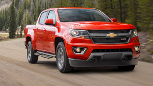 2016 Chevrolet Colorado Duramax Will Come with GM's Cleanest Diesel Engine