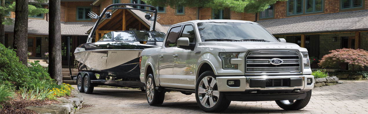 2016 Ford F-150 Limited Front