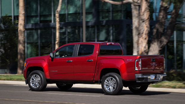 Why 2016 GMC Canyon Duramax is the M