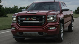 2016 GMC Sierra: First Look