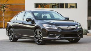 2016 Honda Accord And What we Get After the Facelift
