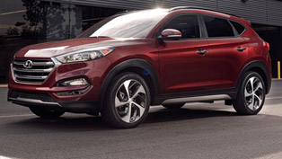 2016 Hyundai Tucson Comes With Four Trims and Numerous Goodies