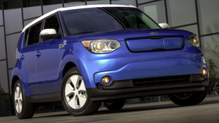 2016 Kia Soul EV Prepares for Summer With Additional Features