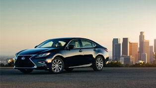 What's new for 2016 Lexus ES 300h?