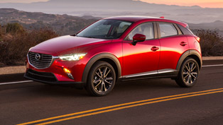 2016 mazda cx-3 and what it has to offer