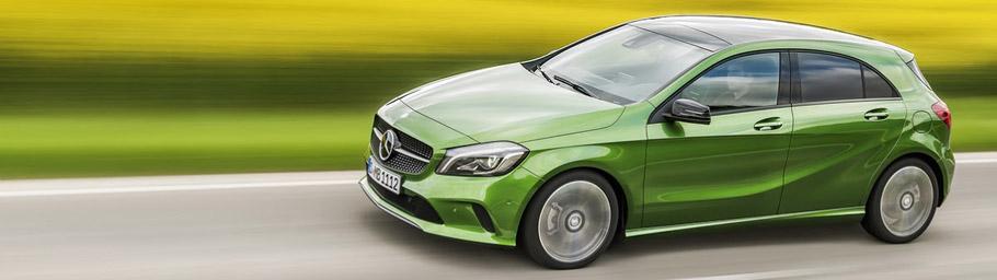 Mercedess A-Class