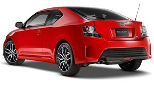 2016 scion tc will offer a new.. audio system