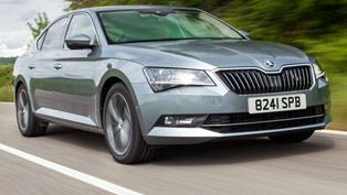 When it Comes to a 60,000 Miles Ride, Skoda Superb Should be Your Choice