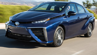 Toyota Mirai Has Tasty Offerings For its Future Owners