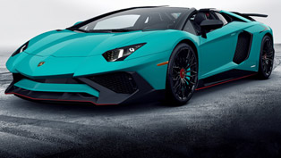 2017 lamborghini aventador superveloce roadster and the first images