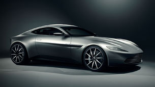 Aston Martin DB10: The Brightest Star in the Newest James Bond Movie