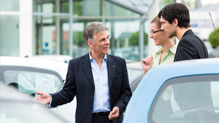Which are the Sweet Spots and Pain Points of the Car Buying Journey?