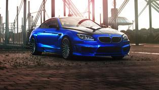 Hamann and fostla.de Unite For a Special Mirr6r BMW M6 Project