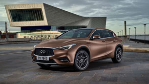 Is Infiniti Q30 Premium Active Compact better than 2013 Infiniti Q30 Concept?