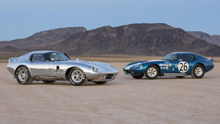 Shelby Cobra Daytona Anniversary Edition with Premiere in August [VIDEO]