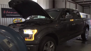 Hennessey VelociRaptor 600 Supercharged is Dyno Tested [VIDEO]