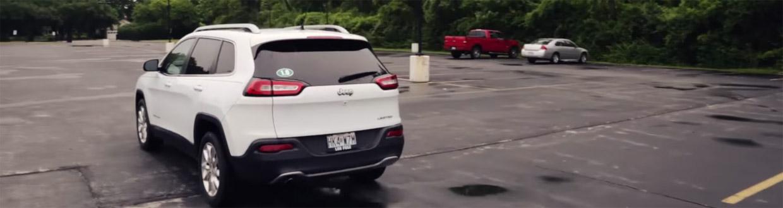 Jeep Cherokee Gets Hijacked
