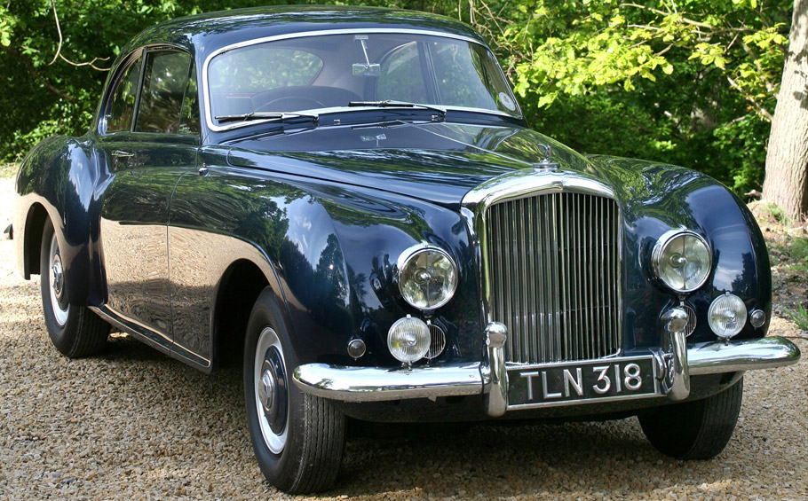 Historical Bentley Vehicles Will be Exposed at 2015 Concours of Elegance