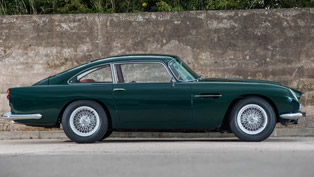 a special and rare aston martin vehicle searches its new owner
