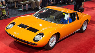 some stunning vehicles found their new owners at mecum daytime auction