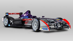 DS Unveiled Season Two Livery