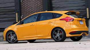 Ford's Performance Mountune Kit Gets More Out of Focus ST