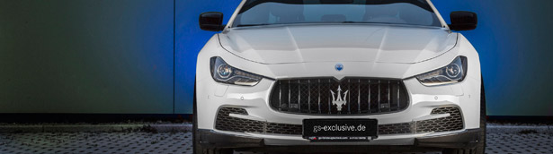 Maserati Ghibli EVO by G&S Exclusive is Way Sportier than You Imagine