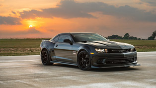 hennessey performance creates 1000hp chevrolet camaro z/28 [video]