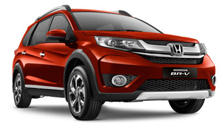2015 Honda BR-V Prototype With a World Premiere at 2015 GAIKINDO Event