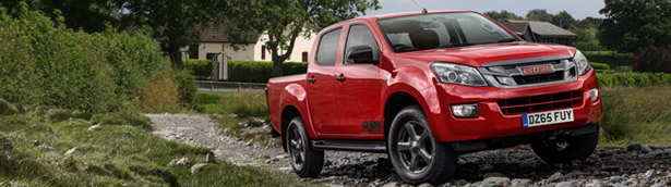 Isuzu D-Max Fury And Its Tasty Offerings