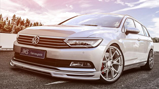jms releases tuning kit for volkswagen passat