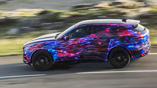 2016 jaguar f-pace will come with even more dynamics and flexibility