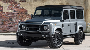 Here is Why Kahn Land Rover Defender XS 110 CWT is the Perfect Vehicle for You